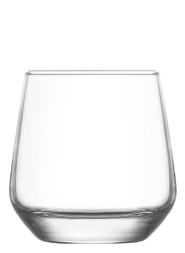 Lav Lal Kahve Yanı Su Bardağı -12 Li Kahve Yanı Su Bardak  Renkli